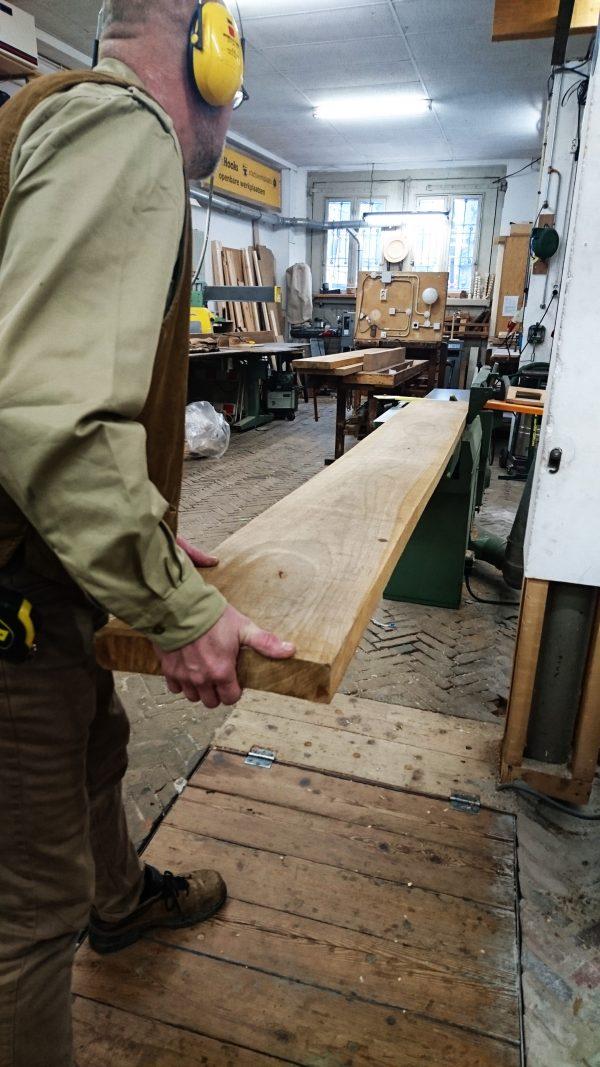 Machinale houtbewerking basis