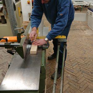 Machinaal houtbewerken